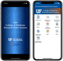 2019 COM Research Poster Session app