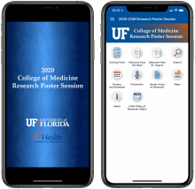 2020 COM Research Poster Session app